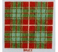 Bruce Scottish Tartan