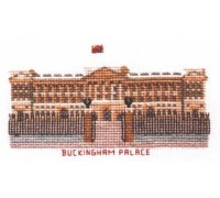 Buckingham Palace by Abacus
