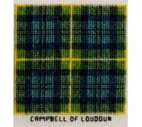 Campbell of Loudoun Scottish Tartan