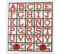 Canal Alphabet Sampler