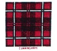 Cunningham Scottish Tartan