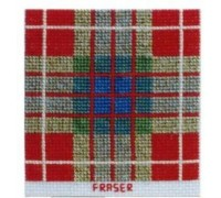 Fraser Scottish Tartan