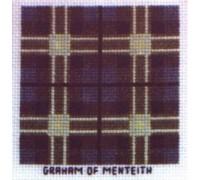 Graham of Menteith Scottish Tartan