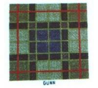 Gunn Scottish Tartan
