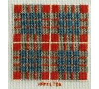 Hamilton Scottish Tartan