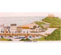 Ilfracombe, Devon Cross Stitch