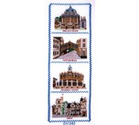 Oxford Sampler Cross Stitch