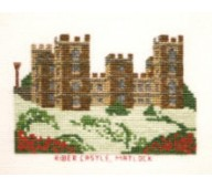 Castles in Cross Stitch