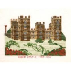 Castles in Cross Stitch