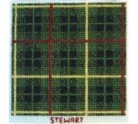 Stewart Scottish Tartan
