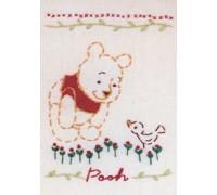 Pooh Mini Embroidery Kit - DPPS101