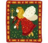 Christmas Fairy Tapestry