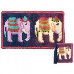 Animal Fayre Tapestry Needlecases