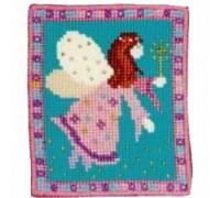 Josie Christmas Fairy Tapestry - af-30 - Printed