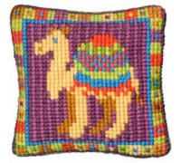Little Camel Tapestry - af-52 - Printed