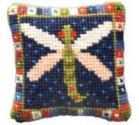 Little Dragonfly Tapestry - af-53 - Printed