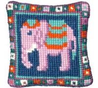 Little Elephant Tapestry - af-54 - Printed