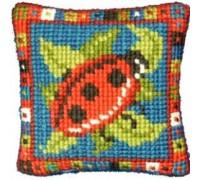 Little Ladybird Tapestry - af-56 - Printed