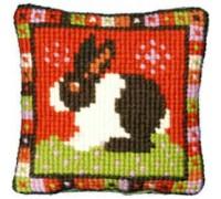 Little Rabbit Tapestry - af-59 - Printed