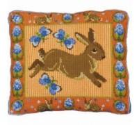 Teasle Rabbit Tapestry