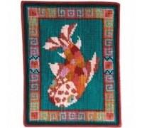 Carp Tapestry Tile