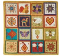 Little Patchwork Tapestry