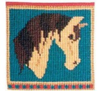 Ricky Dun Pony Tapestry