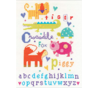 For The Little Ones Animal Alphabet