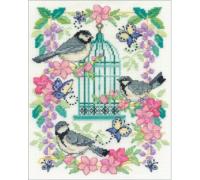 Oriental Delight Oriental Birdcage