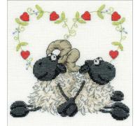 Shabby Sheep Love You Too