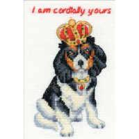 Dog Characters King Charles Cavalier