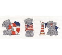 Tatty Teddy Three Little Sailors