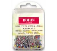 Glass Head Pins Assortment 1.1/4 MP200