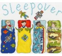 Boys Sleepover