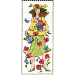 Garden Lass Collection by Bothy Threads