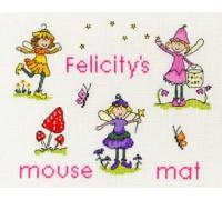 Fairy Mouse Mat - XMAT2