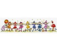 Row of Fairies - XRO1