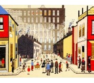 Lowry Cross Stitch Collection