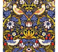 William Morris Strawberry Theif Cross Stitch - XAC3