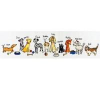Row of Dogs - XRO2