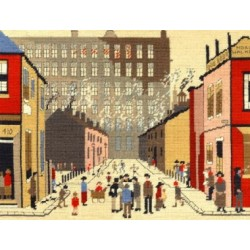 Lowry Tapestry Kits