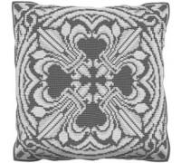 Barnstaple Marble Tapestry Cushion - C1763