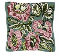 Bezier Floral Tapestry - T1806