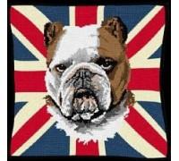 British Bulldog Tapestry - T2020