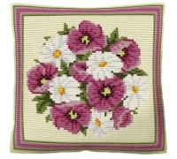 Brodie Chunky Floral Tapestry - C1751