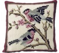 Bullfinches Chunky Tapestry - C89