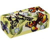 Butterflies Tapestry Doorstop Kit - D1772