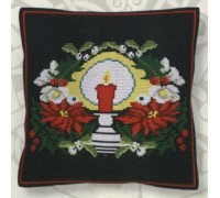 Christmas Candles Tapestry - C1872