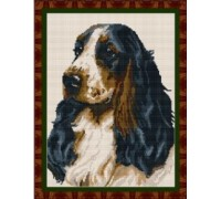 Cocker Spaniel Tapestry - T1650