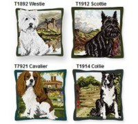 Dogs Tapestry Kits